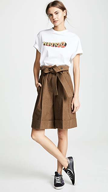 Golden Goose Short Naomi Shorts