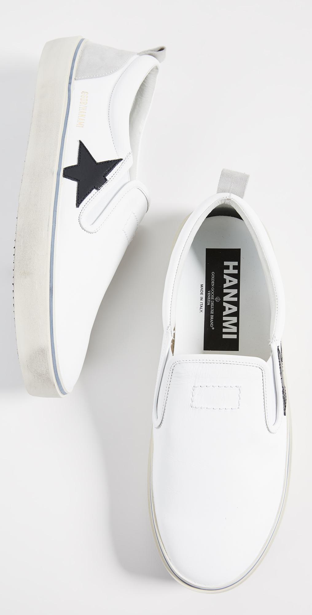 Golden Goose Hanami Sneakers | EASTDANE