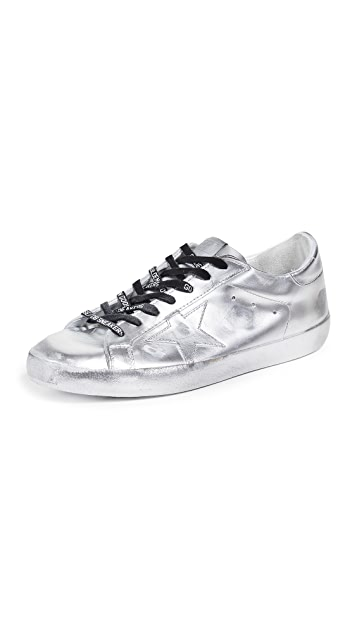 Golden Goose Superstar Sneakers