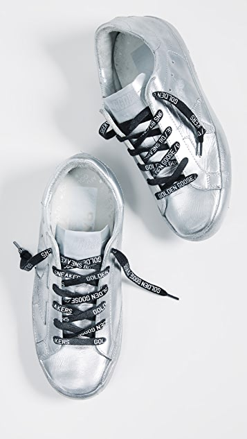 Golden Goose Limited Edition Superstar Sneakers