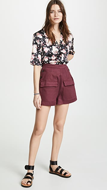 Golden Goose Lorena Shorts