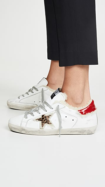 Golden Goose Кроссовки Superstar