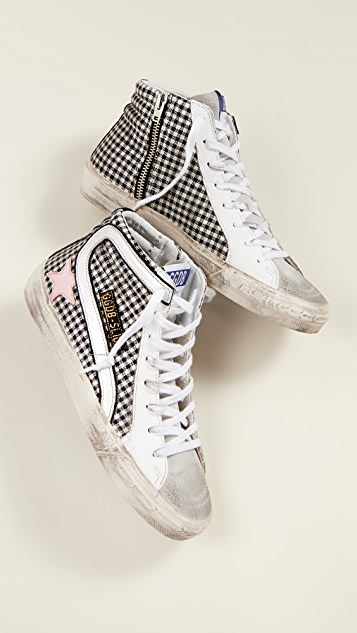 Golden Goose Slide Sneakers