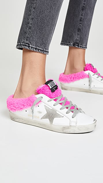 Golden Goose Superstar Sabot Sneakers