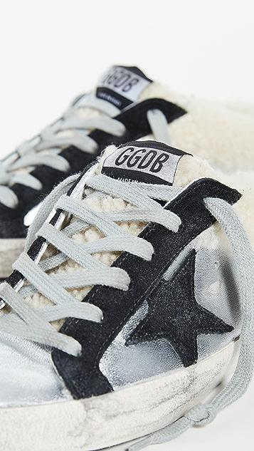 Golden Goose Superstar Sabot 运动鞋