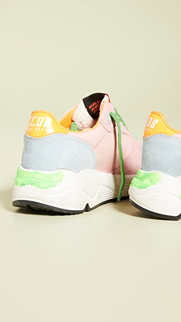 Golden Goose Running Sole Sneakers