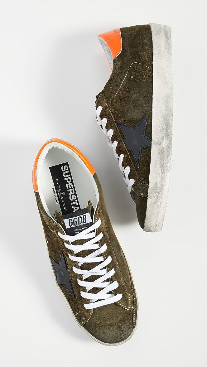 Golden Goose Superstar Sneakers | EAST DANE