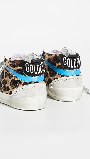 Golden Goose 中筒星星运动鞋