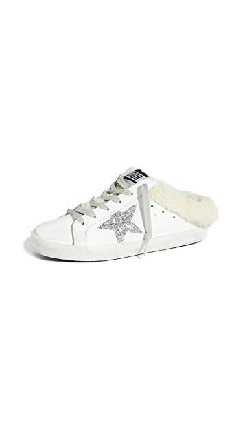 Golden Goose Superstar Sabot 运动鞋