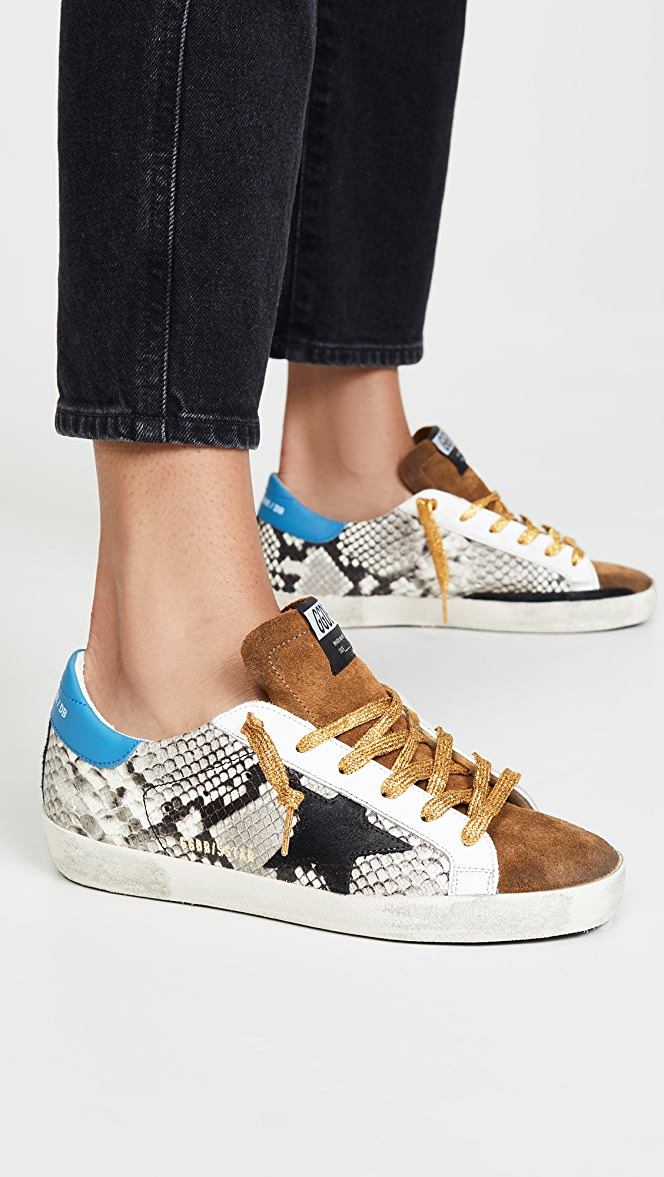 Golden Goose Superstar Sneakers | SHOPBOP