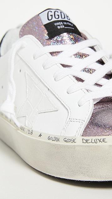 Golden Goose Hi Star 运动鞋