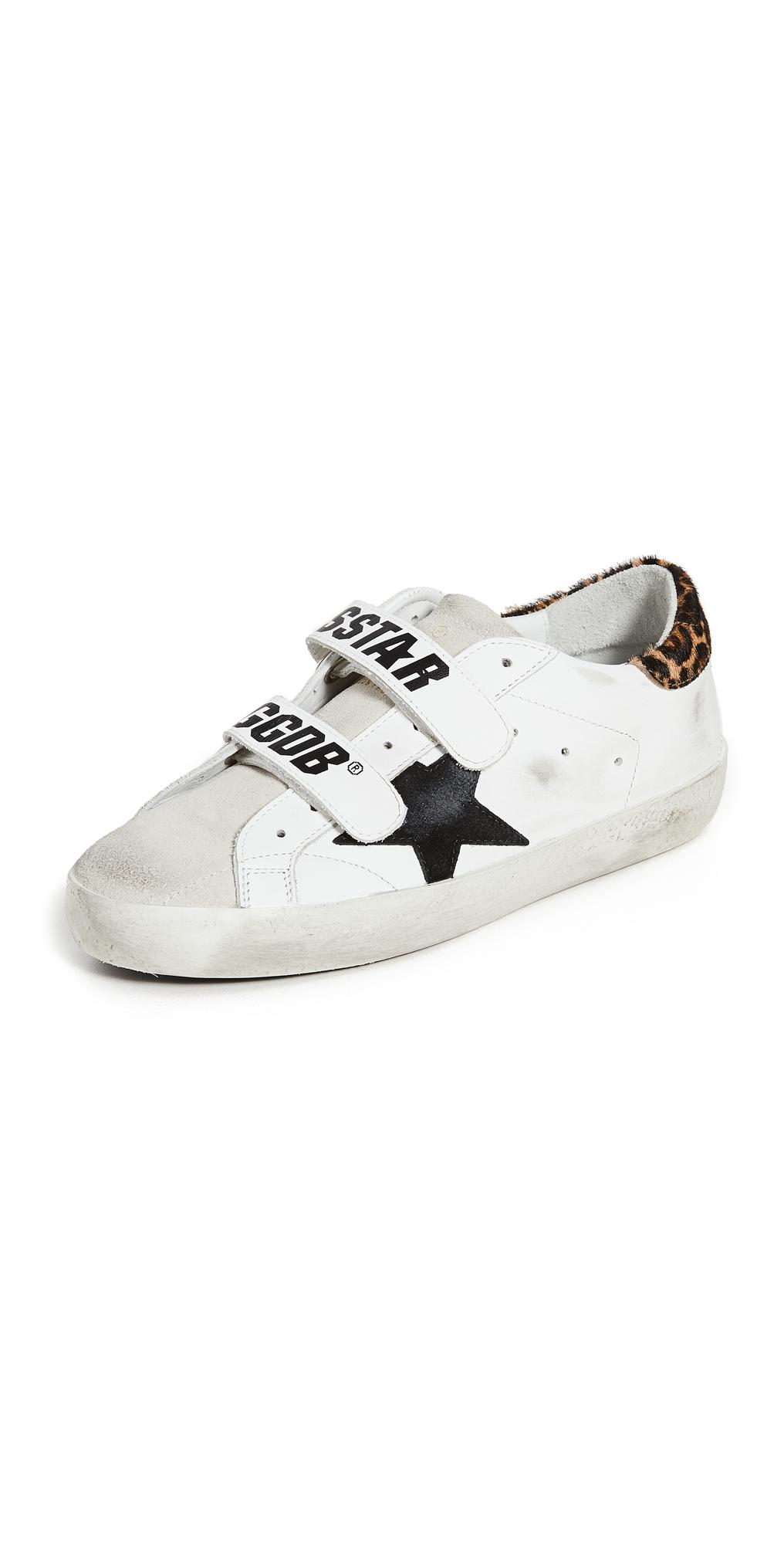 Golden Goose Old School Sneakers