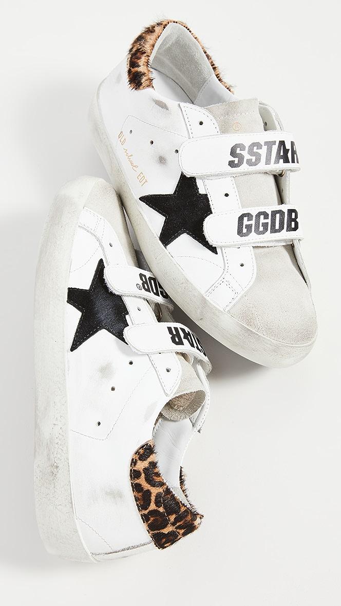 Golden Goose Old School Sneakers | SHOPBOP