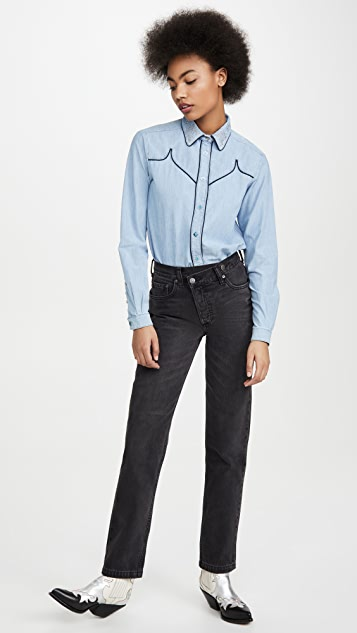 Golden Goose Alexa Shirt