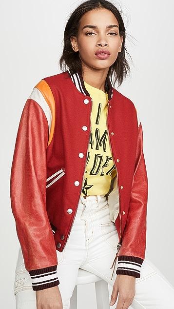 Golden Goose Scarlett Bomber Jacket