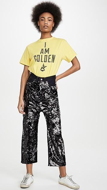 Golden Goose Легкие брюки