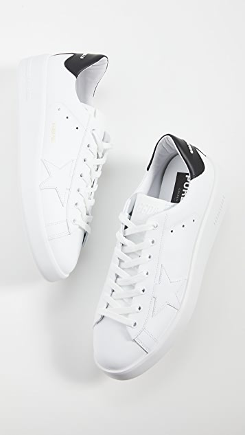Golden Goose Pure Star Sneakers