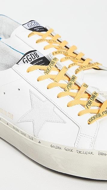 Golden Goose Hi Star Sneakers