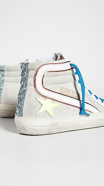 Golden Goose Slide 经典运动鞋