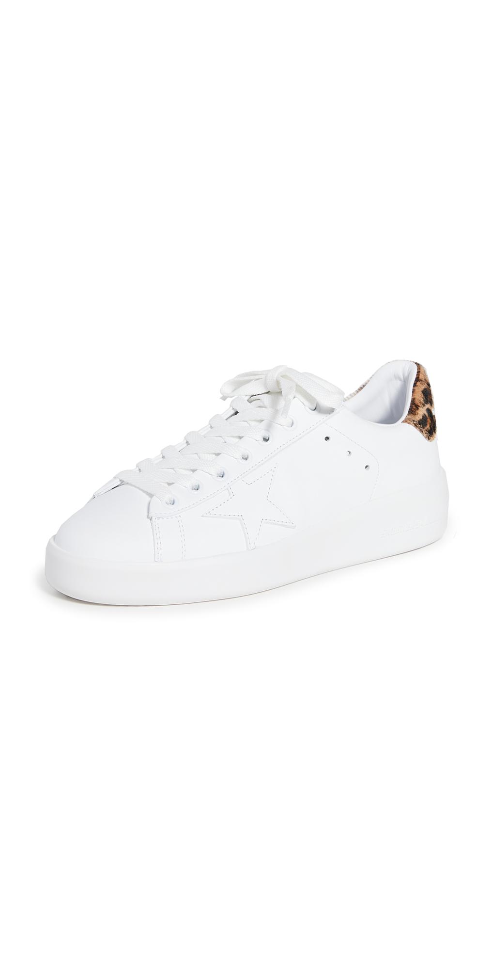 Golden Goose Pure Star Sneakers