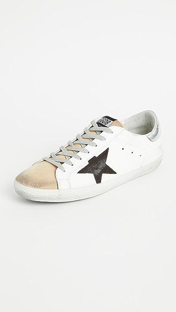 Golden Goose Super Star Sneakers