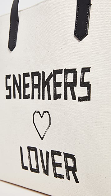Golden Goose Sneakers Lover Tote