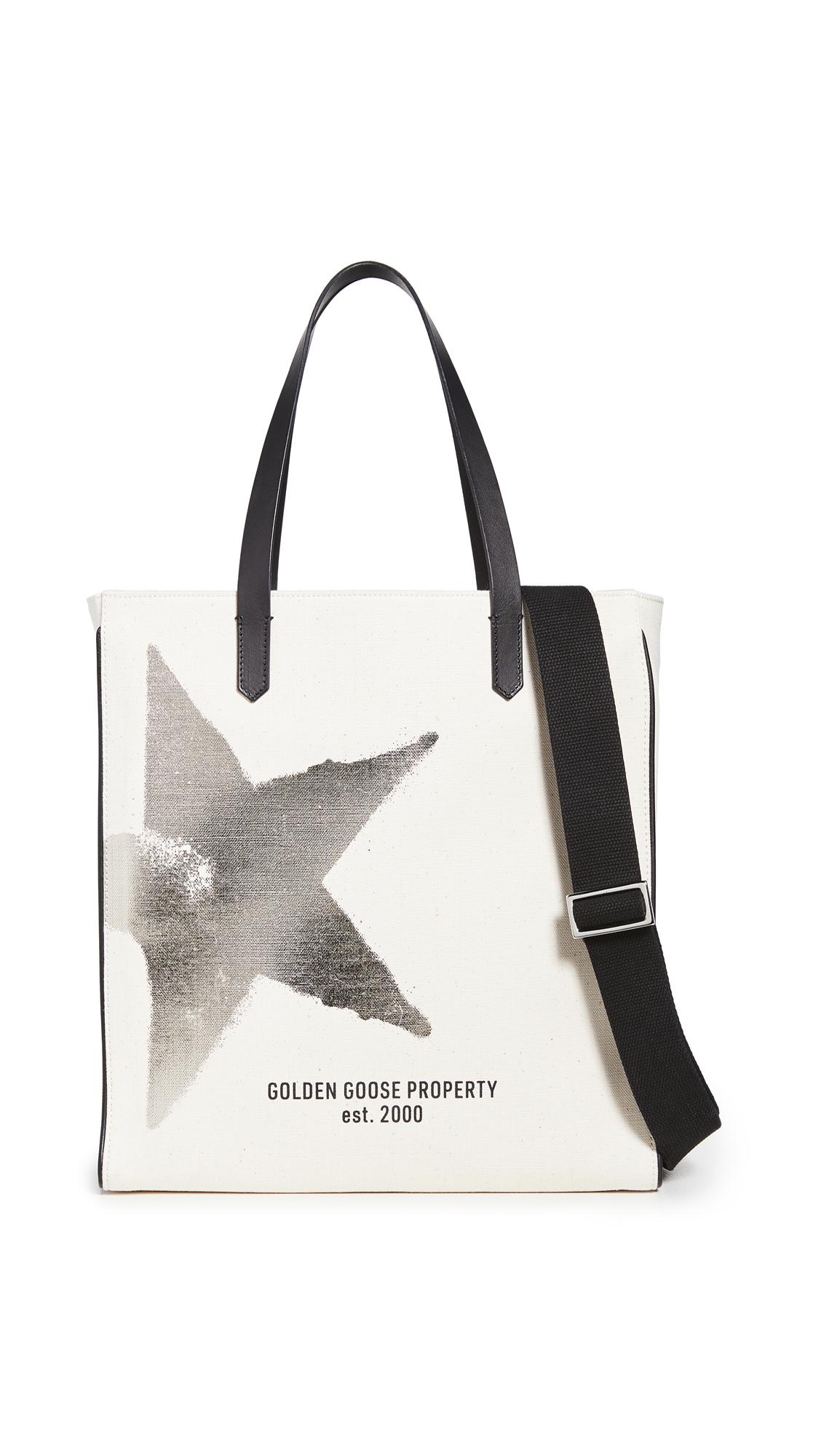 Golden Goose CALIFORNIA GOLDEN STAR N-S BAG