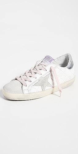 Golden Goose - Superstar 绗缝运动鞋