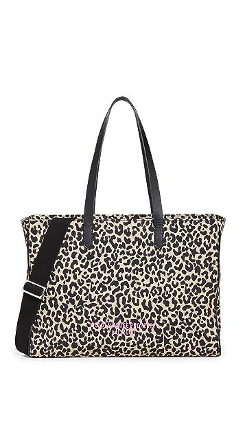 Golden Goose California Golden Leopard Bag