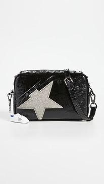 골든구스 스타백 Golden Goose Star Bag,Black