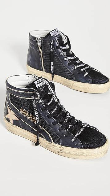Golden Goose Slide Sneaker