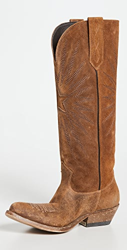 Golden Goose - Wish Star Boots