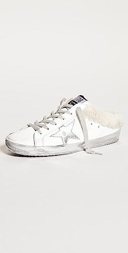 Golden Goose - Sabot Shearing Sneakers
