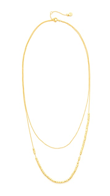 Gorjana Tavia Layered Necklace