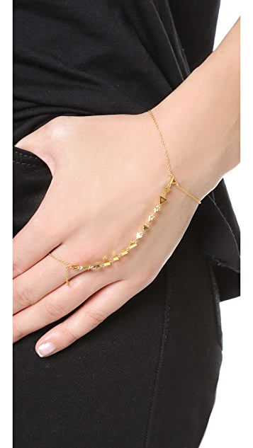 Gorjana Arden Hand Chain