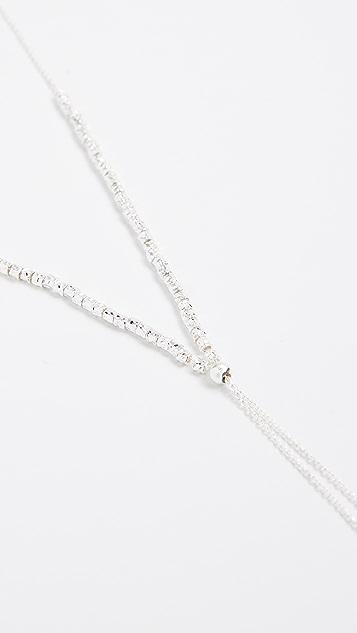 Gorjana Laguna Adjustable Necklace