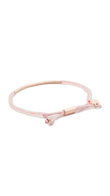 Gorjana Power Gemstone Bracelet for Love
