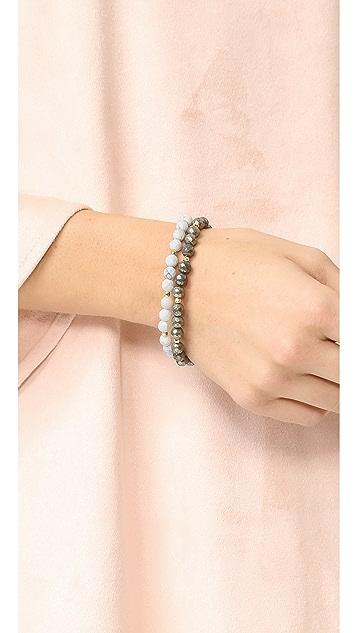 Gorjana Power Howlite Bracelet for Calming