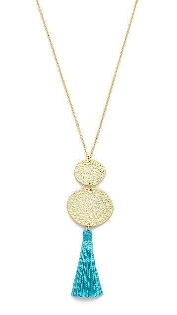 Gorjana Phoenix Pendant Necklace