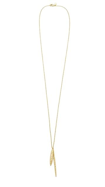 Gorjana Nora Pendant Necklace