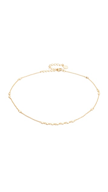 Gorjana Chloe Mini Choker Necklace