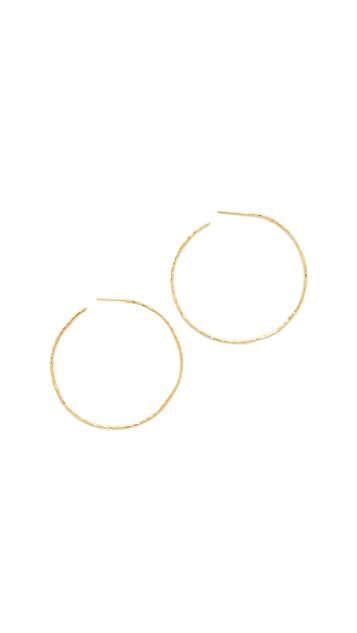 Gorjana Harbour Hoop Earrings