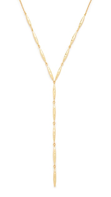 Gorjana Nora Lariat Necklace