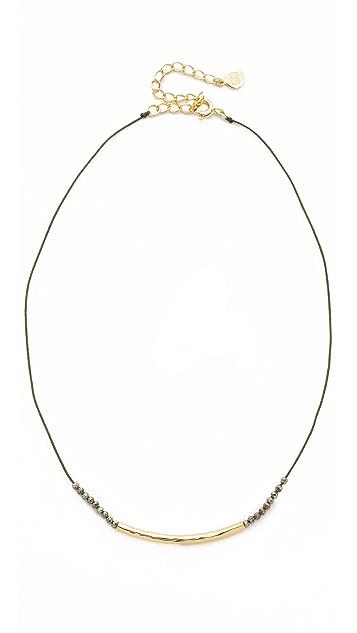 Gorjana Power Gemstone Choker Necklace