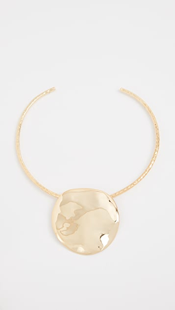 Gorjana Chloe Statement Collar Necklace