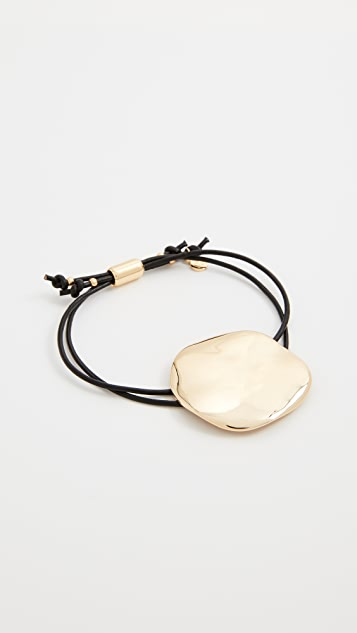 Gorjana Chloe Leather Bracelet
