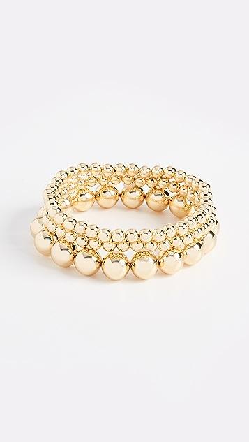 Gorjana Newport Bracelet Set