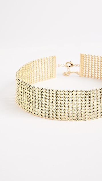 Gorjana Newport Link Choker Necklace