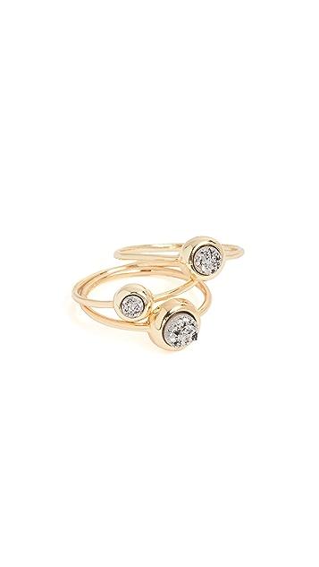 Gorjana Astoria Ring Set