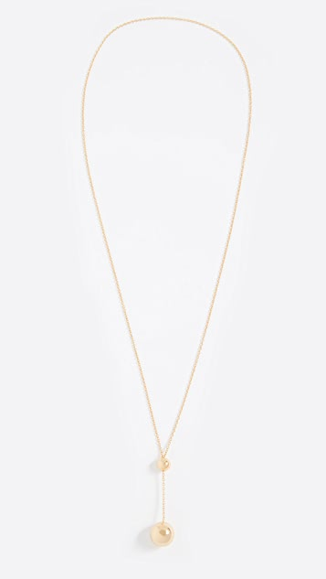 Gorjana Newport Adjustable Lariat Necklace